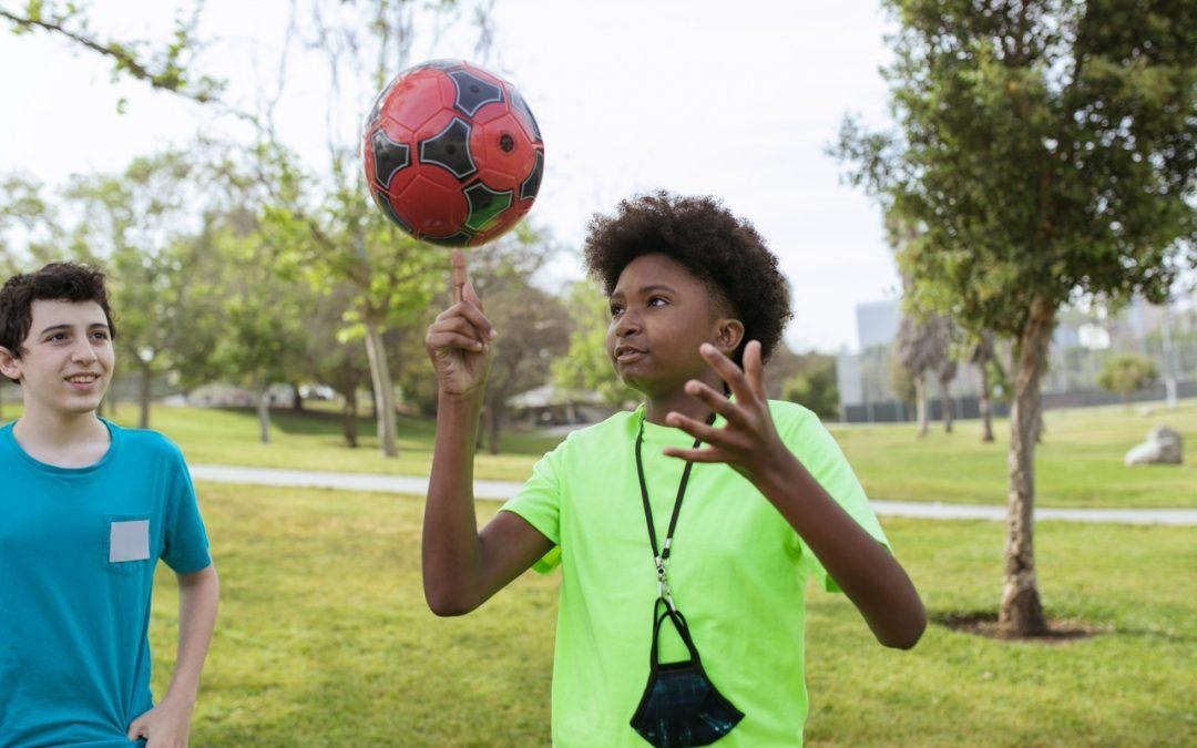A sportcsapat tevékenységéhez foci egyenruha szükséges