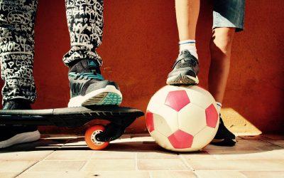 Základní fotbalové vybavení – fotbalové uniformy a fotbalové vybavení